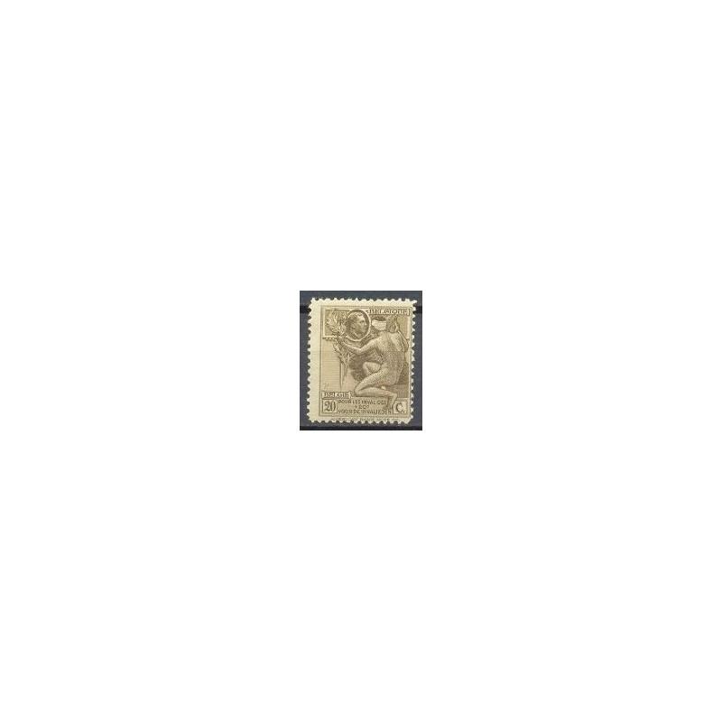 Belgium 1922 n° 189** MNH