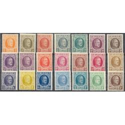 Belgium 1922 n° 190/10** MNH