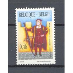 Belgium 2006 n° 3496 used