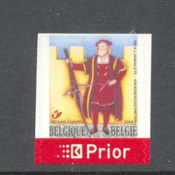 Belgium 2006 n° 3497 used