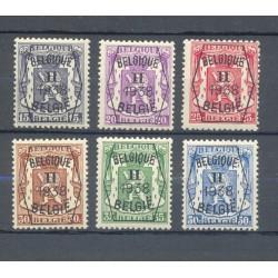 Belgium 1938 n°...