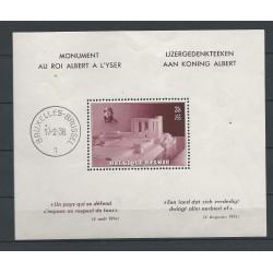 Belgium 1938 n° BL8 used