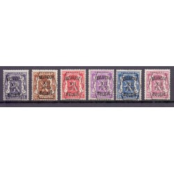 Belgium 1938 n° PRE399/04...