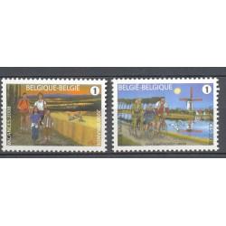 Belgium 2008 n° 3790/91 used