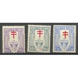 Belgium 1925 n° 234/36** MNH