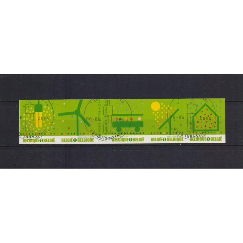 Belgium 2009 n° 3911/15 used