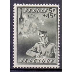 Belgium 1942 n° 602A** MNH