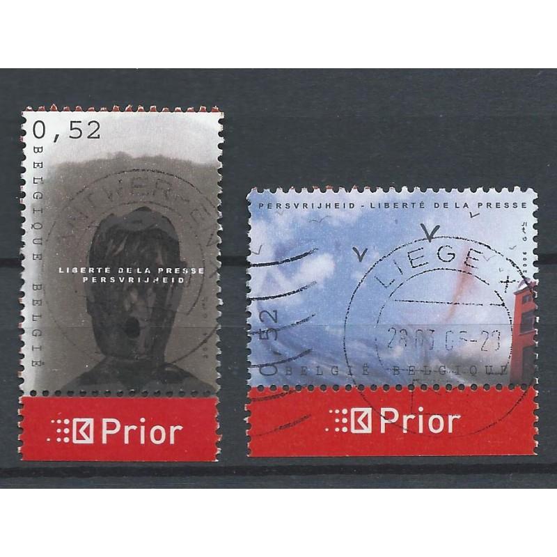 Belgium 2006 n° 3494/95 used