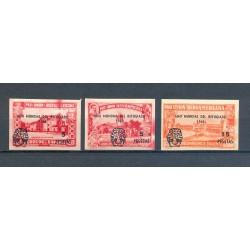 Belgium 1960 n° E81/83ON** MNH