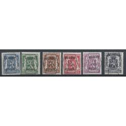 Belgium 1938 n° PRE351/56**...