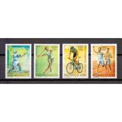 monaco 1996 olympics A22 MNH**