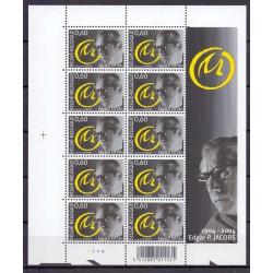 BELGIUM 2004 N° 3282VEL MNH**