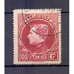 BELGIUM 1941 N° 292B USED
