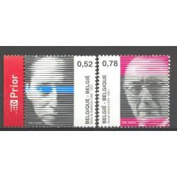 BELGIUM 2006 N° 3476/77 USED