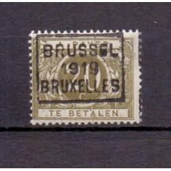 BELGIUM 1919 N° TX6A...