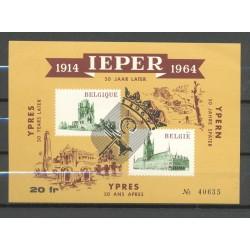 BELGIE 1965 N° E89OP...