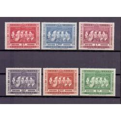 BELGIAN CONGO 1958 N°...
