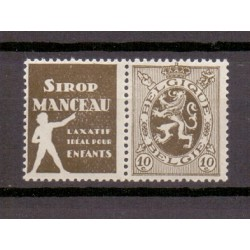 Belgie 1929 N° PU11 POSTFRIS**