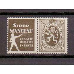 Belgium 1929 N° PU11 mnh**