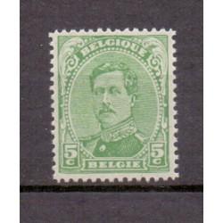 Belgium 1920 n° 137B mnh**