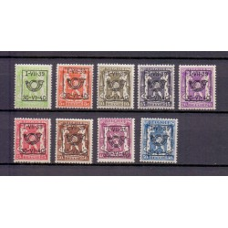 Belgie 1939 N° PRE428/36...