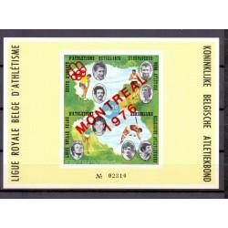 Belgium 1976 N° E127ALX mnh**