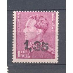 Belgie 1946 n° 724X postfris**