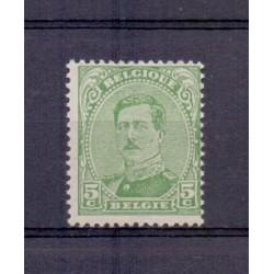 Belgie 1919 n° 137A postfris**