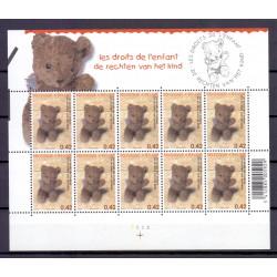 Belgie 2002 n° 3096VEL...
