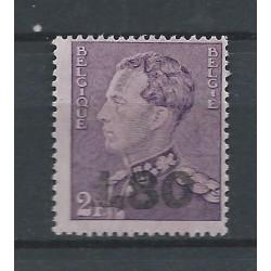 Belgie 1946 n° 724Y postfris**