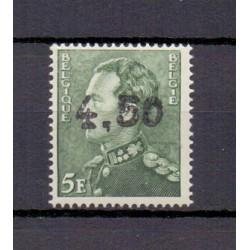 Belgie 1946 n° 724Z postfris**