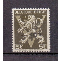 Belgie 1946 n° 724M postfris**