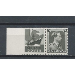 Belgium 1938 n° PU 103 mnh**