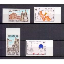 België 1978 n° 1907/10ON...
