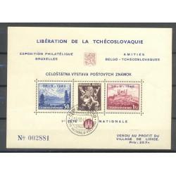 Belgie 1945 N° E50 postfris**