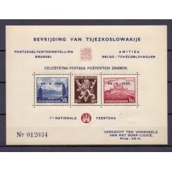 Belgie 1945 N° E51 postfris**