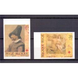 Belgie 1993 N° 2489/90ON...