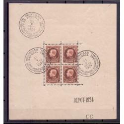 Belgium 1924 n° BL1 used