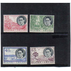 Ruanda Urundi 1955 n°...