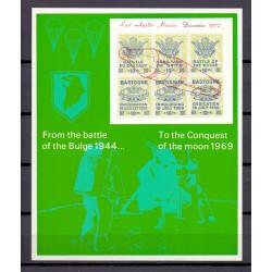 Belgique 1972 n° PR158 LAST...