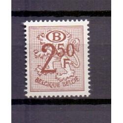 Belgium 1952 n° S56AP2...