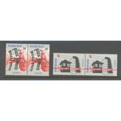 Belgie 2597A/98A postfris**