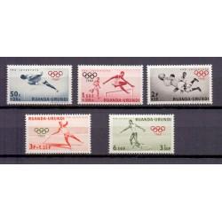 Ruanda-urundi 1960 n° A287...
