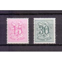 België 1957 n° 1026CA/7C**...