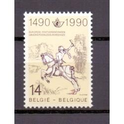 Belgium 1990 n° 2350a** mnh...