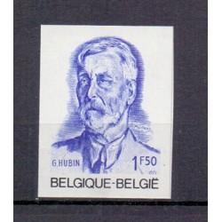België 1971 n° 1591ON ongetand