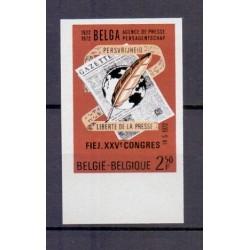 Belgium 1972 n° 1625ON...