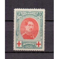 Belgie 1915 n° 132A...