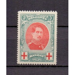 Belgium 1915 n° 132A mnh**...