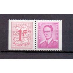 België 1969 n° 1485d**...